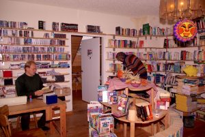 Hauptraum Bücherei
